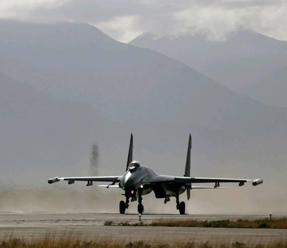 印媒:中国空军一线作战力量约为印军四倍