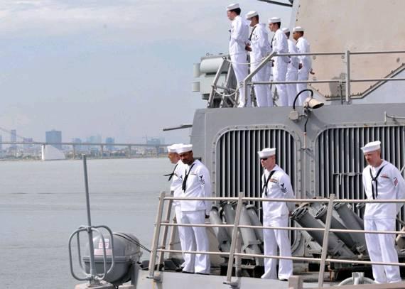 认美国当干爹?越南为满足领土野心甘冒得罪中国的风险!