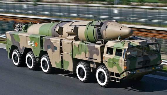 美称中国反航母弹道导弹命中率最高达50% 可有效覆盖南沙群岛