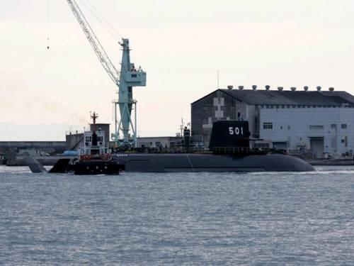 美国继续贬低中国:日本潜艇性能与训练水平均领先于中国?