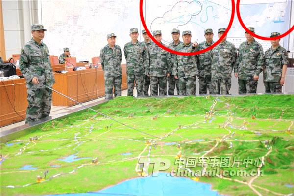 中国发出最强信号 军演图曝光作战决心