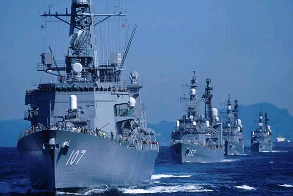 日知情人士曝光日本海上自卫队钓鱼岛作战计划
