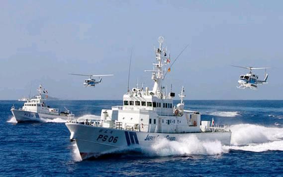 美国暗中搅和中日撞船事件 对待中国大唱双簧