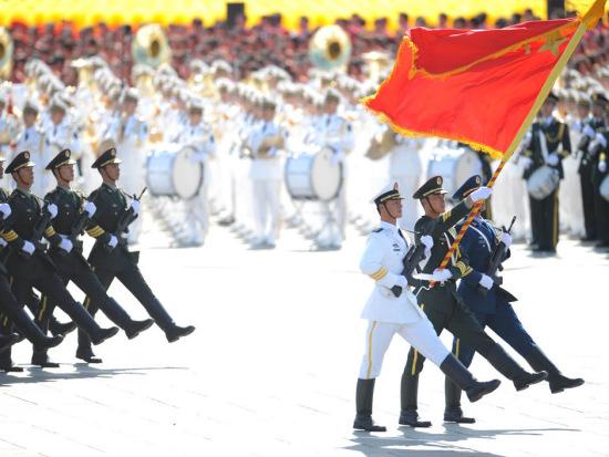 解放军少将:中国要成一流强国必须有尚武精神