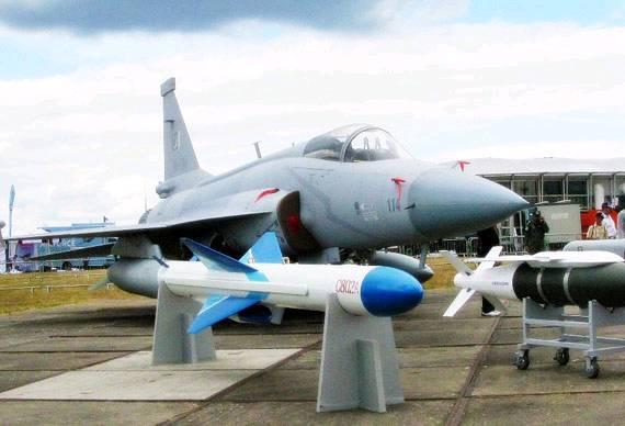 孟加拉正与中国谈判采购JF17与歼十