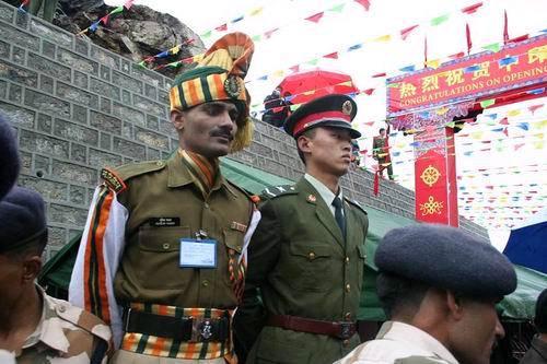 日媒挑拨中印关系,劝印度对中国强硬