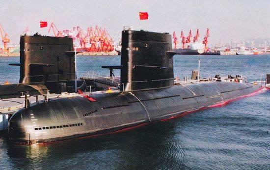 孟加拉国正在考虑进口中国潜艇