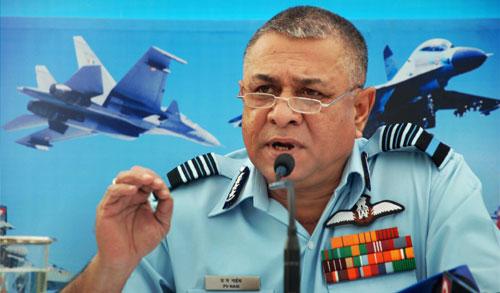 印度空军司令口不择言骂J20 被印网民痛批脑残