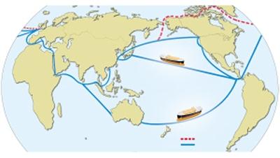 冰中间航行,俄罗斯同意