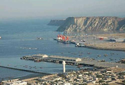 中国在巴基斯坦建海军基地可能成现实
