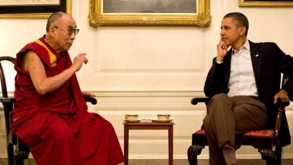 奥巴马见达赖未必对北京不利