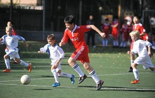 中国足球从娃娃输起?