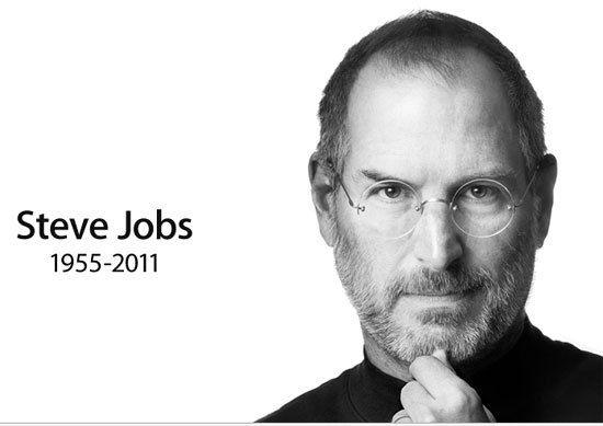 苹果公司前CEO乔布斯去世 一代传奇陨落