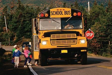 """美国的校车何以安全?因为它是""""特权车"""""""