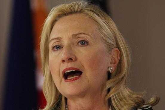 专译:美国总统大选 希拉里时刻到来?
