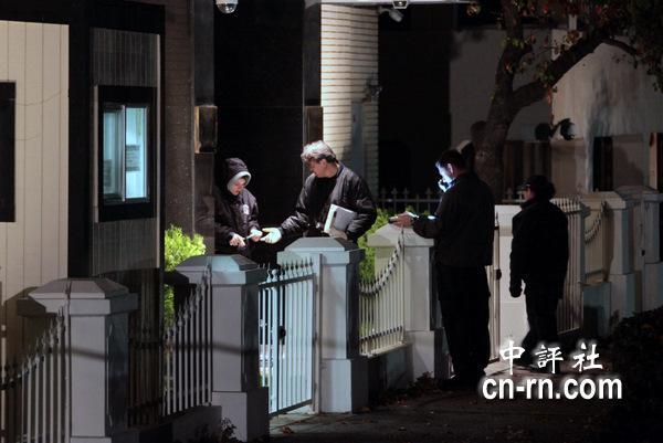 触目惊心! 细节分析中国驻洛杉矶总领馆遭枪击