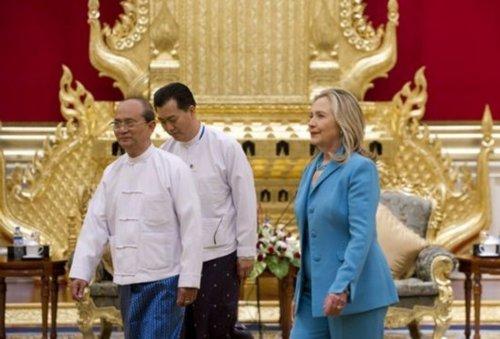 中国媒体观察:缅甸改革 变化出人意料