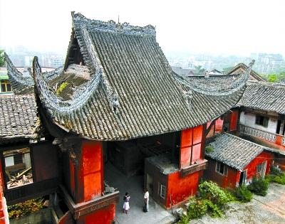 古盐文化发祥地:贡井老街