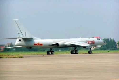 俄媒曝光:中国开始研制两款新型战略轰炸机