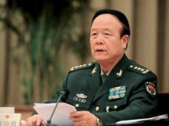 中国评论新闻:郭伯雄:贯彻胡主席重要讲话精神