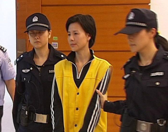 中国评论新闻:江苏常熟跑路美女老板被判死缓