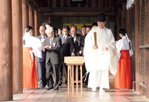 日本叫嚣领导亚洲 中国表示不答应